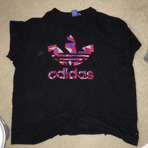 Bundle adidas originals T-shirt's
